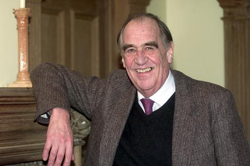 Lord Erne at home in 2008