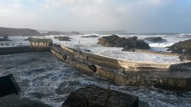 Police divers found the vehicle in Ballintoy Harbour, Co Antrim