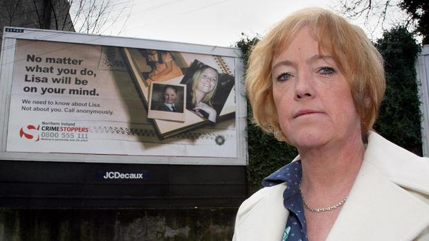 Pat Dorrian, mother of 25-year-old Lisa Dorrian, appealed for information about her missing daughter