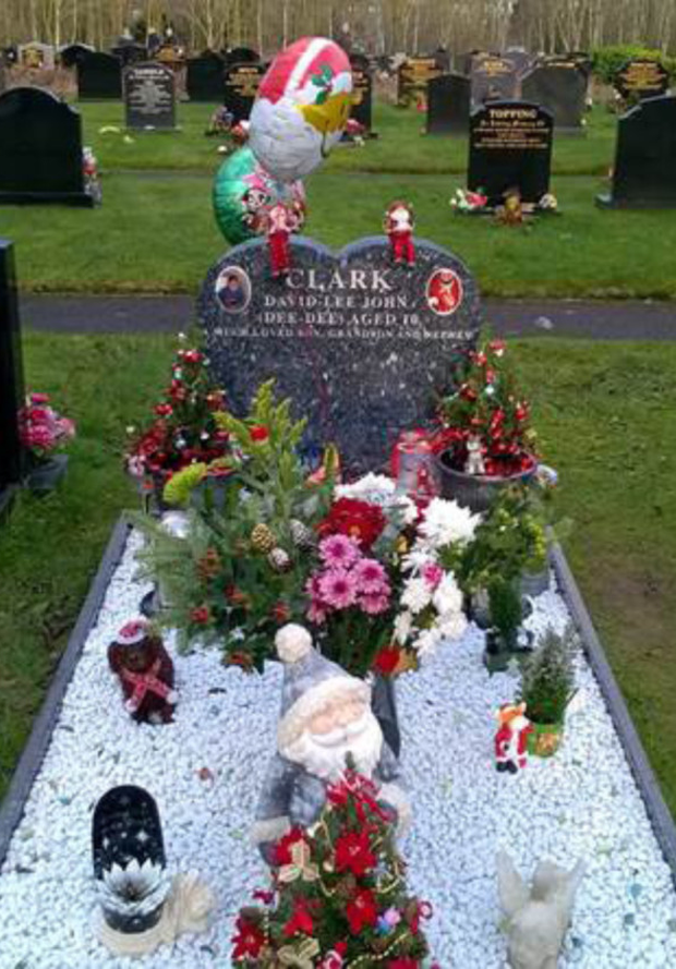Mum Devastated As Son S Grave Attacked In Lisburn