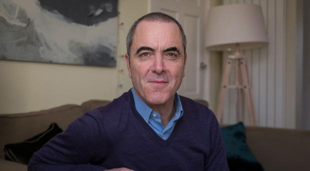 Actor James Nesbitt has been awarded an OBE in the New Year's Honours List.