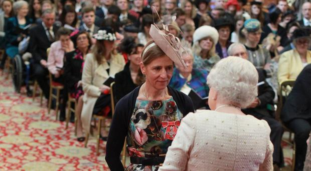 More women are now receiving honours