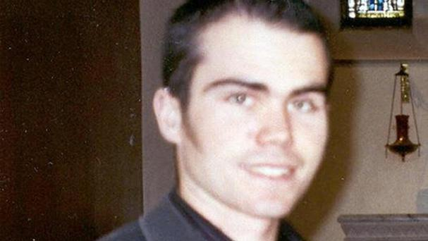 Martin Kelly went missing on new year's day, 2006