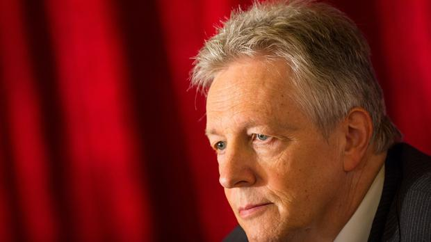 Northern Ireland First Minister Peter Robinson, who is due to retire, has been recognised for his political contribution over four decades