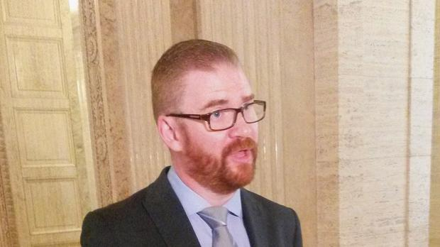 Simon Hamilton has called for an increase in investment