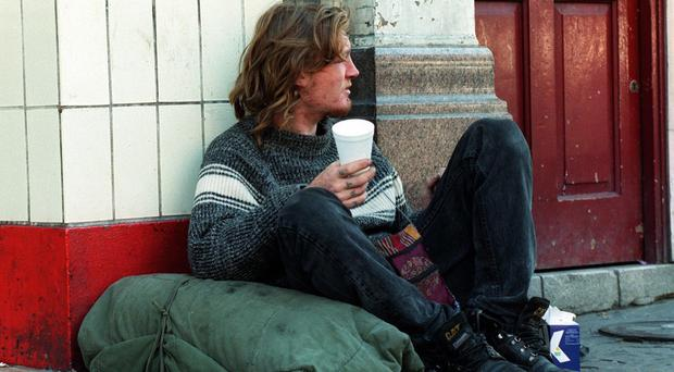 A new study has sought to quantify the homelessness problem in Belfast