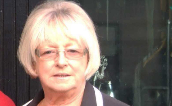 Norma Diffley (75) died in collision on the A2 at the Devil's Elbow