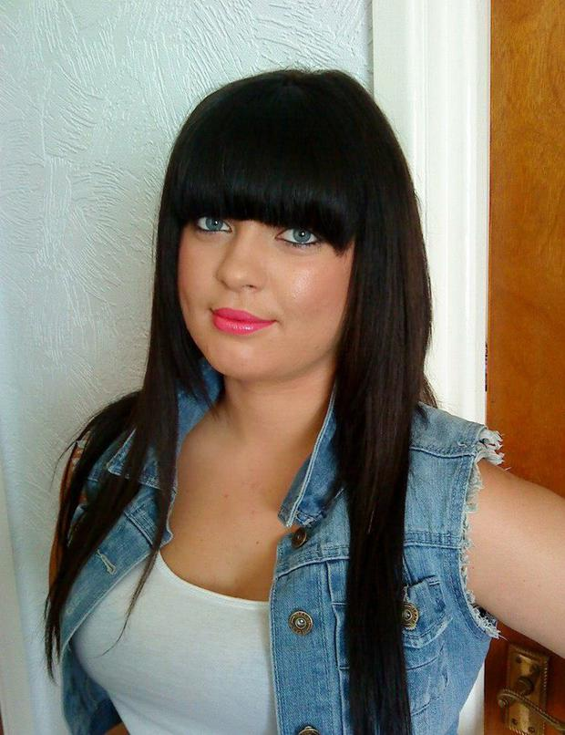 Claire Poots (25) was arrested with 36-year-old Lee Lavelle in a car containing £30,000 of the class A drug