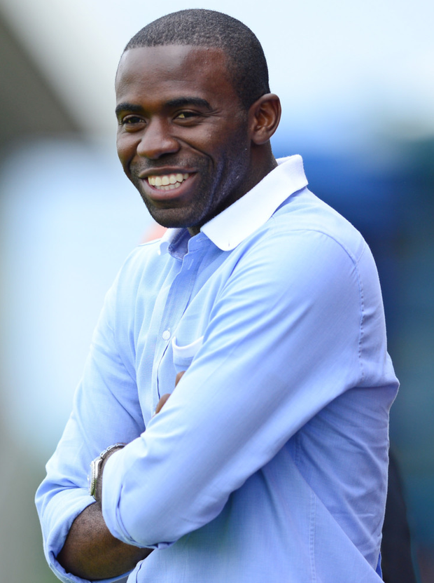Fabrice Muamba is now pursuing a media career