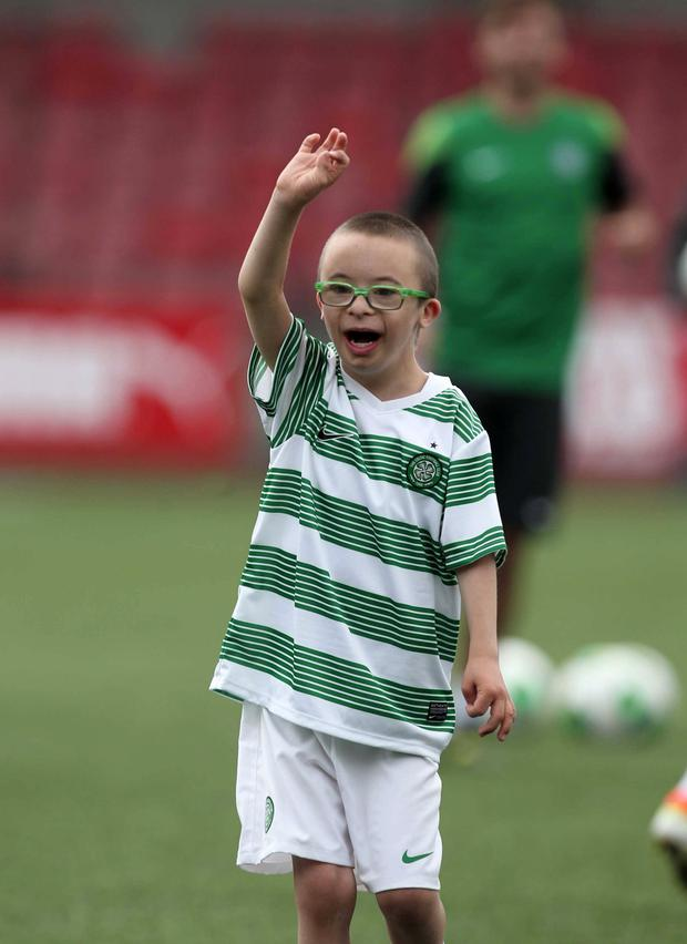 Football star: Jay Beatty