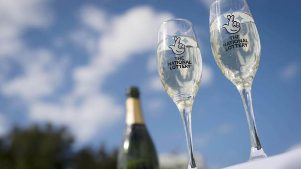 Could you be toasting success after Saturday's Lotto draw?