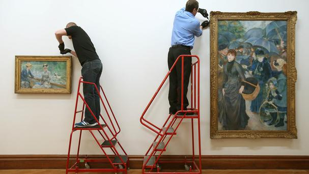 Britain is pressured to return paintings to Ireland left to London's National Gallery by Cork-born collector Sir Hugh Lane