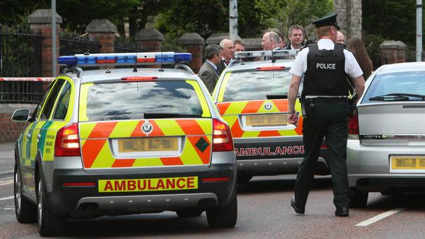A man who was attacked in Toomebridge is critically ill in hospital