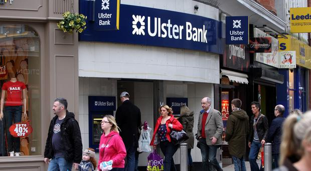 Northern Ireland saw the expansion of new business for companies speed up in 2015, said Ulster Bank chief economist Richard Ramsey