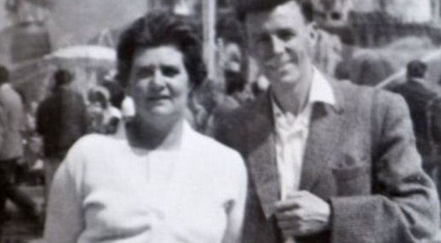 Sean and Catherine Morrissey
