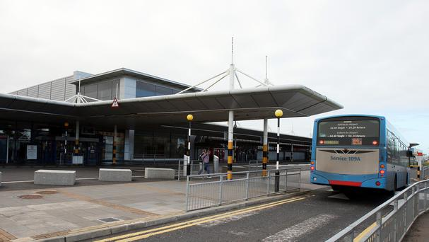 Belfast International Airport's boss has criticised the policy on APD