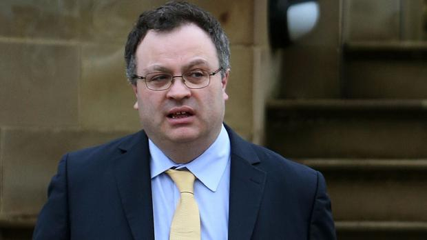 Employment and Learning Minister Stephen Farry announced the lessons