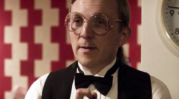 Dennis Taylor, as depicted in the movie