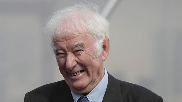 A Seamus Heaney Arts Centre is being constructed in his home village of Bellaghy