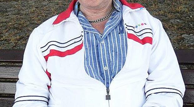 Eddie Girvan, whose body was found at his Greenisland home
