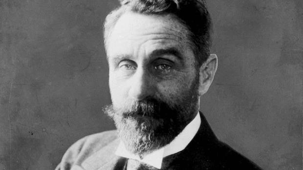 Sir Roger Casement was arrested during a failed arms running operation intended for the Easter Rising and later hanged in prison