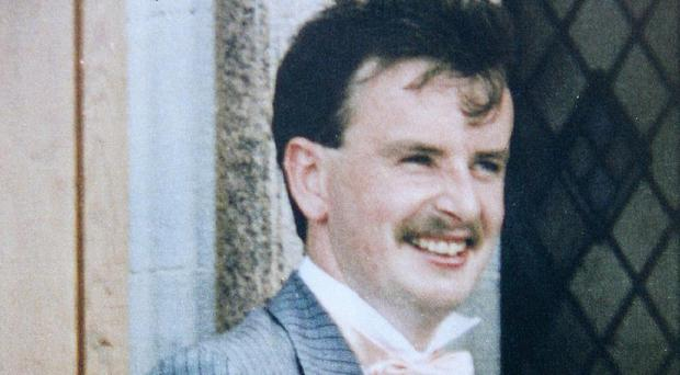Aidan McAnespie was killed in Aughnacloy, Co Tyrone, in February 1988