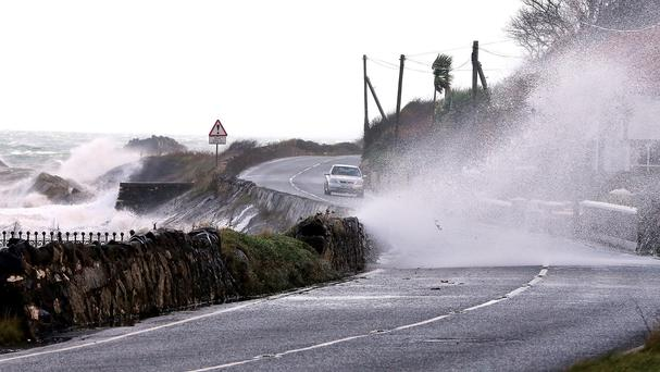 Homes, businesses and wildlife are at risk along Northern Ireland's coastline, according to some of the UK's leading environmental experts meeting in Belfast