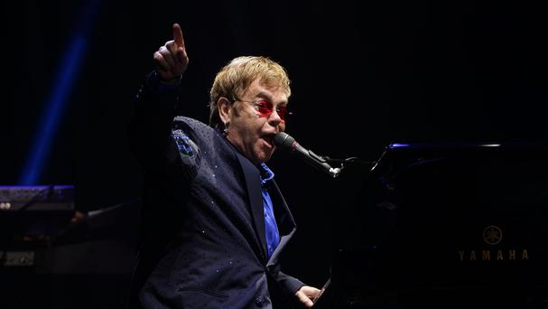 The Northern Ireland Events Company brought over star acts like Sir Elton John