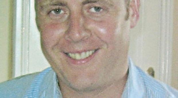 Detective Garda Adrian Donohoe, who was shot dead during a robbery at a credit union in Co Louth