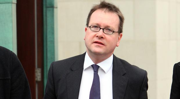 Northern Ireland Attorney General John Larkin is leading the challenge to the judge's ruling