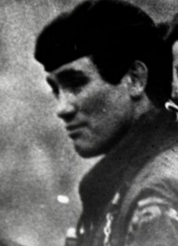 Robert Nairac was murdered by IRA in 1977
