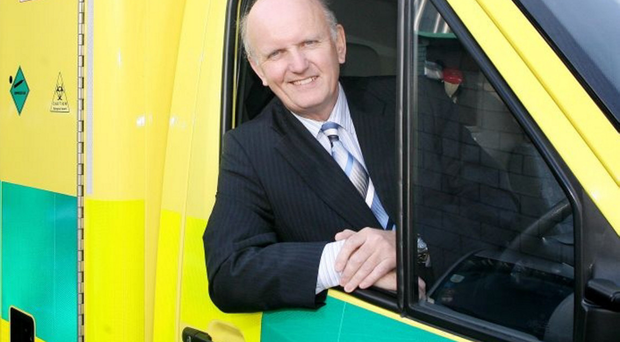 Michael McGimpsey in 2008 during his time as Health Minister