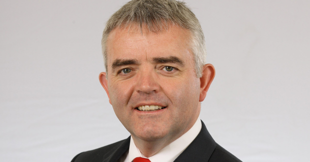 Jobs mission: Enterprise, Trade and Investment Minister Jonathan Bell