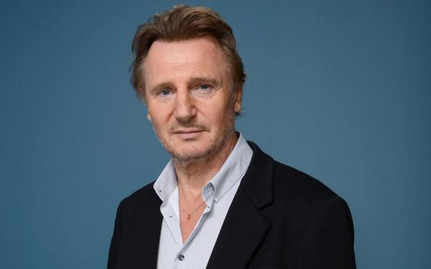 Support: Liam Neeson