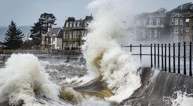 Storm Gertrude lashed vast parts of Scotland last week, and now Storm Henry is doing the same