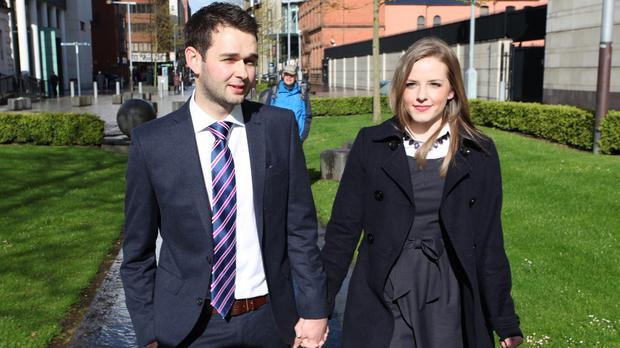 Daniel and Amy McArthur of Ashers Baking Company were found to have discriminated against a gay man