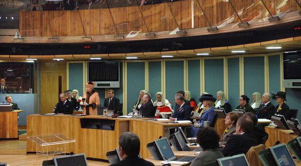 The Welsh Assembly became the first part of the UK to bring in an opt-out system for organ donation