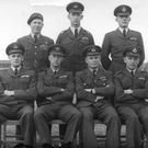 Michael Dark (bottom row, second from right)