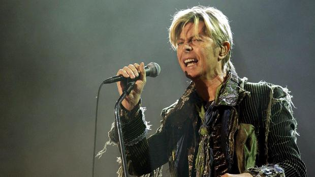 David Bowie died of cancer last month, aged 69