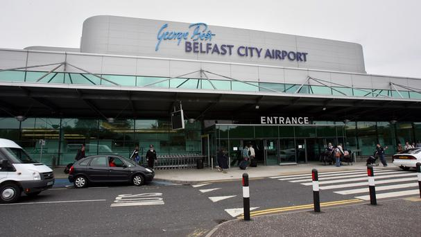 An inquiry calls for removing the limit on seats for sale at George Best Belfast City Airport
