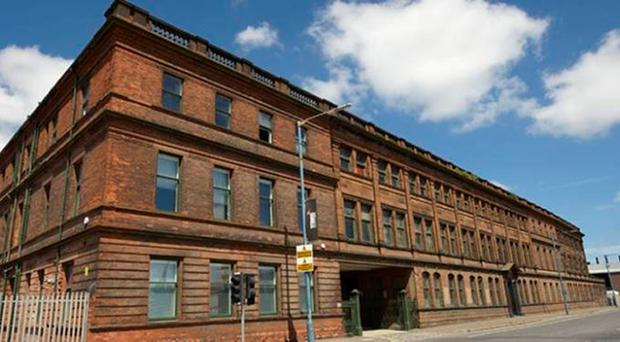 The Drawing Offices in Belfast will be turned into a four-star hotel