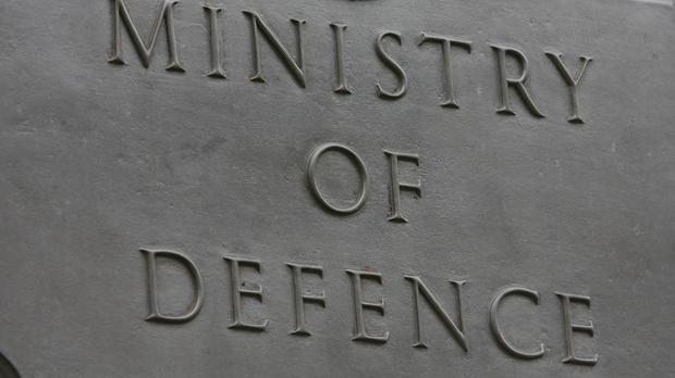 The Ministry of Defence says the disposal value of the sites is an estimated £3.5m