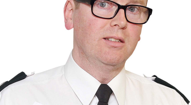 PSNI Assistant Chief Constable Will Kerr