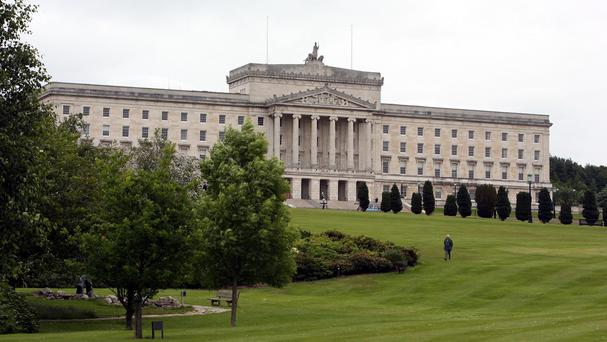 The Stormont Assembly is seeking an insurance broking and risk management service