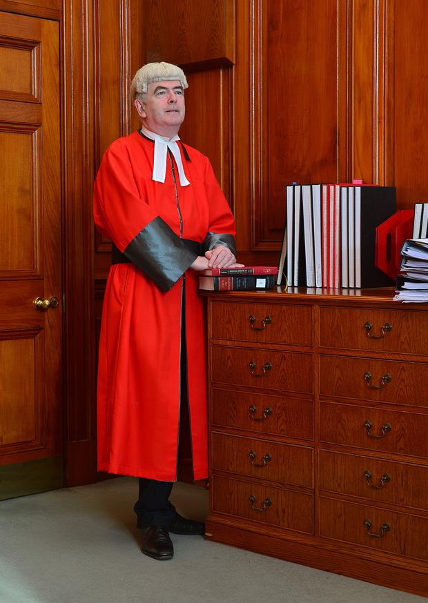 Mr Justice Adrian Colton has been appointed presiding coroner