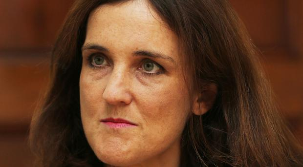 Northern Ireland Secretary Theresa Villiers has given a keynote speech on legacy issues