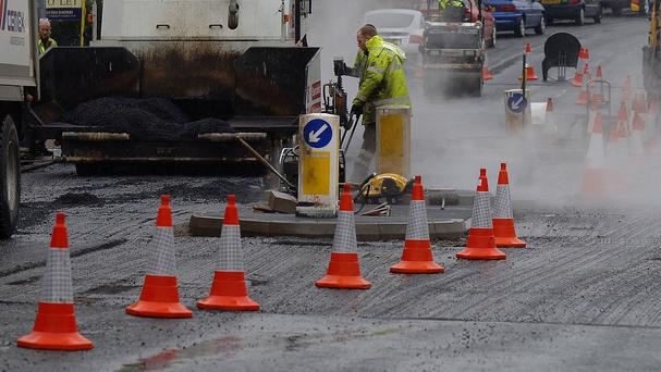 Michelle McIlveen said construction of the £150 million road should start next year