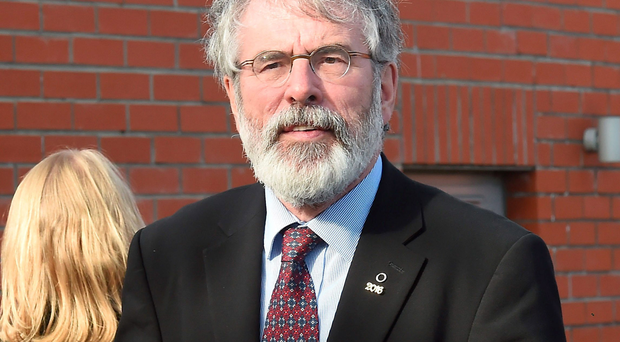 Gerry Adams