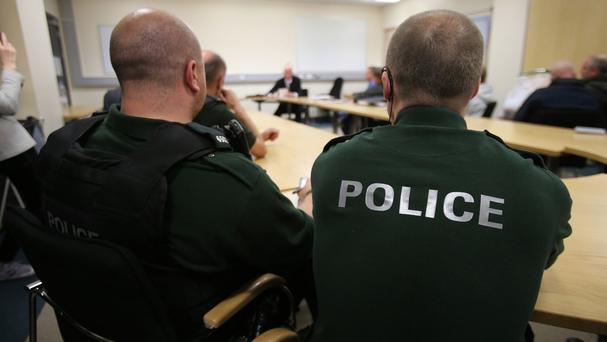 Police said only 0.03% of the population was stopped more than once under stop-and-search powers