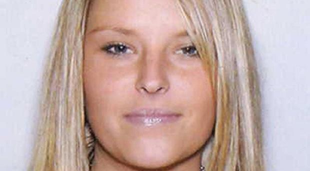 Lisa Dorrian, 25, from Bangor, vanished after a party on a caravan site in the coastal village of Ballyhalbert on the Ards peninsula in 2005 (PA/PSNI)